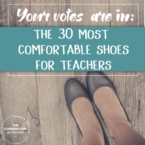df6b9152fa5 Your votes are in  the 30 most comfortable shoes for teachers